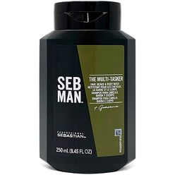 Seb Man the Multitasker Hair, Beard & Body Wash