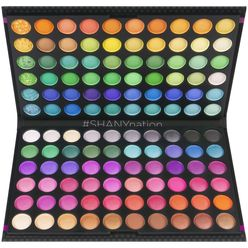 120 Colors Eye shadow Palette, Bold and Bright Collection