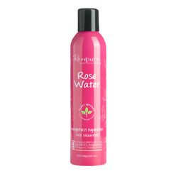 Plant Based Rose Water Dry Shampoo