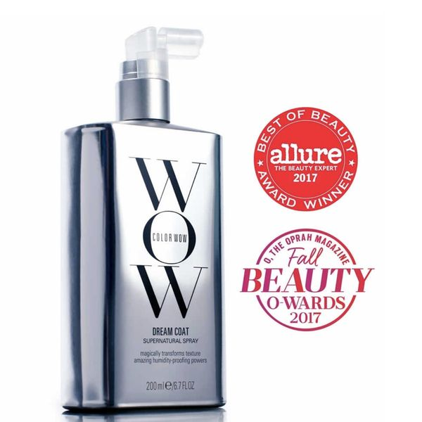 DREAM COAT Anti-Humidity Hair Treatment, COLOR WOW, cherie