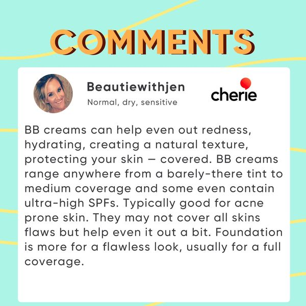 Picked Comments: Foundation & Primers  | Cherie