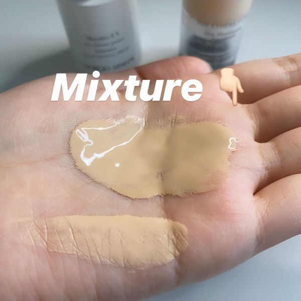 Mix them up! Get a better foundation | Cherie