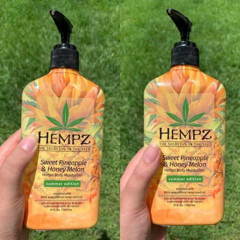 Hydrating Body Lotion That Smells Yummy🍍🍈