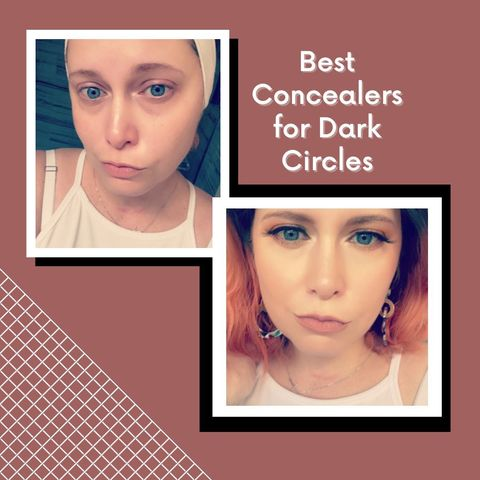 Best Full Coverage Concealers for Dark Circles!
