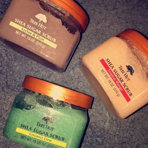 These are THE BEST sugar scrub