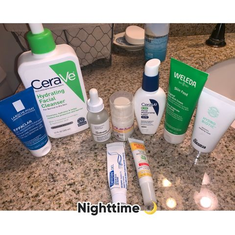 Best Acne Nighttime Treatment (non-fungal)