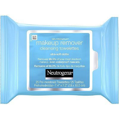 Make-up Remover Cleansing Towelettes, Neutrogena, cherie