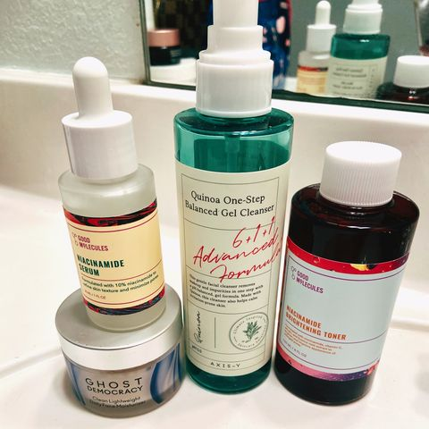 Review my routine for this trip!