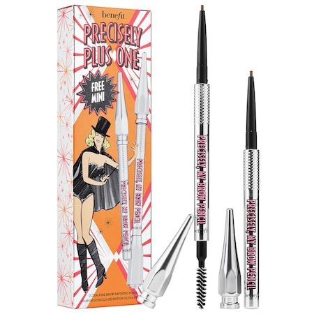 Precisely Plus One Brow Pencil Duo
