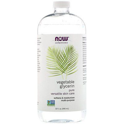 Solutions, Vegetable Glycerin