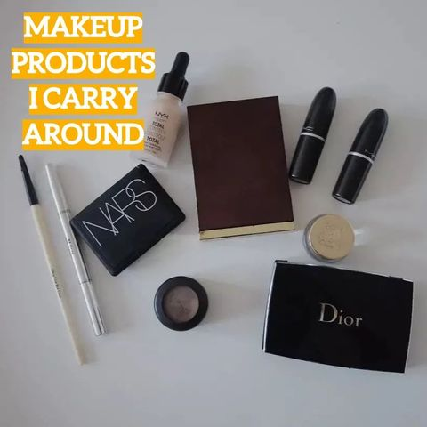 Makeup Products that I Can't Live Without!!