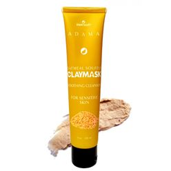 ADAMA, oatmeal souffle mask For Sensitive Skin