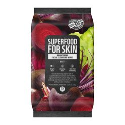 Superfood For Skin Facial Cleansing Wipes
