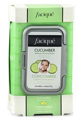 Cucumber Makeup Cleansing Wipes