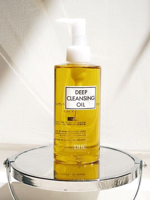 DHC's Deep Cleansing Oil is an