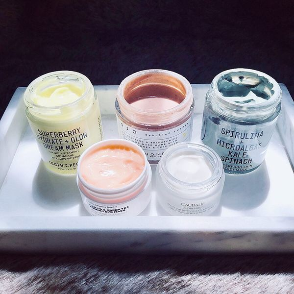 Some of my favorite masks! youth to the... | Cherie