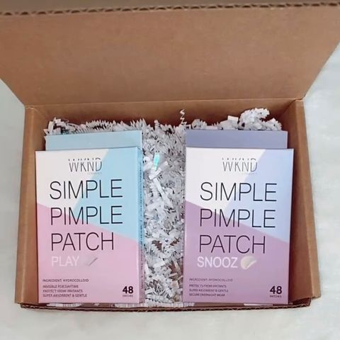 WKND Cosmetics pimple patches!!!