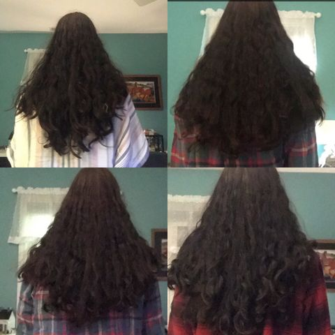Starting the Journey to Healthy Curls