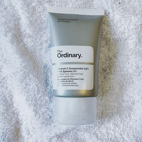 The ordinary vitamin C Honest review