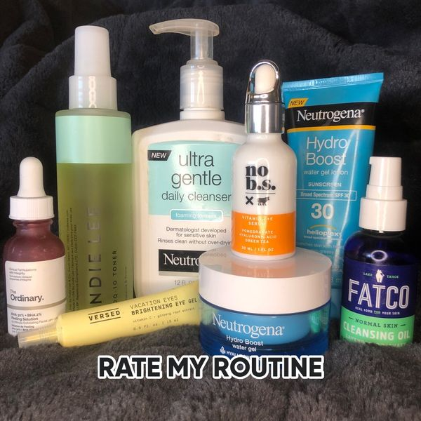 the time has come... REVIEW MY ROUTINE!   Cherie