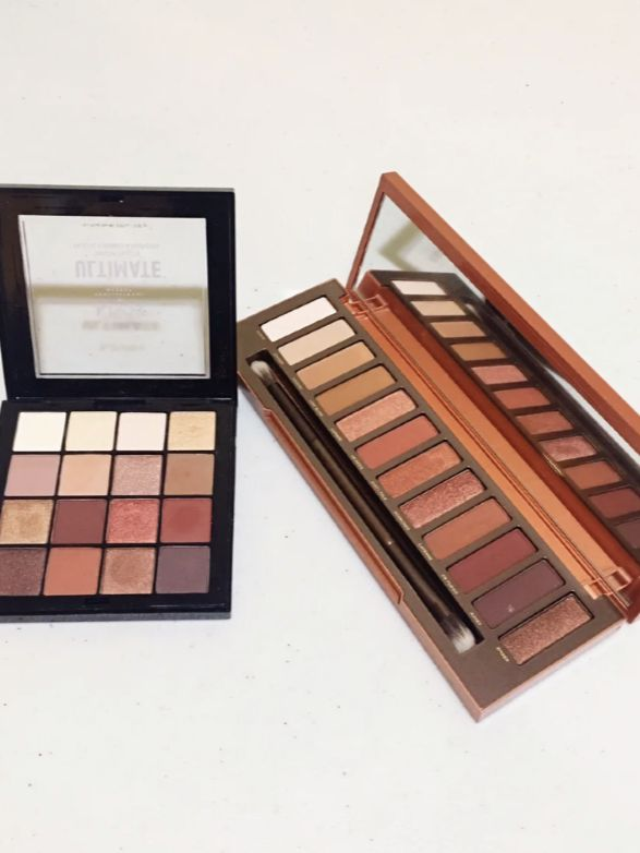 NYX vs Urban Decay! Guess Who is the WINNER? | Cherie