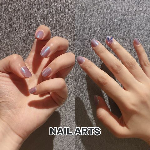 My new spring nails