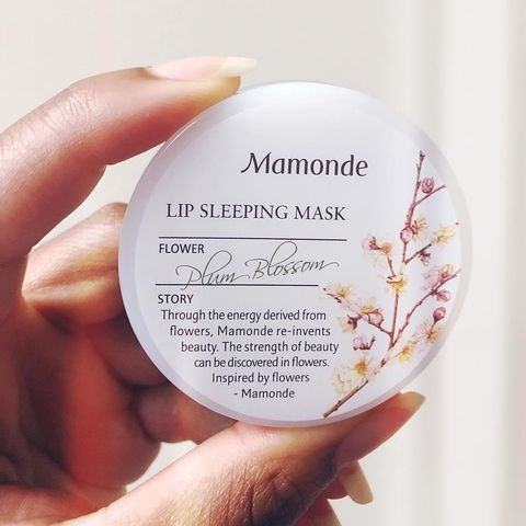 Sharing this wonderful mamonde