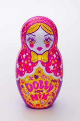 Dollymix Doll Tin