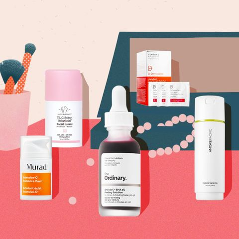 The Beginner's Guide to At-Home Facial Peels