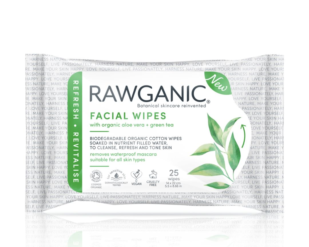 Pure Refreshing Facial Wipes