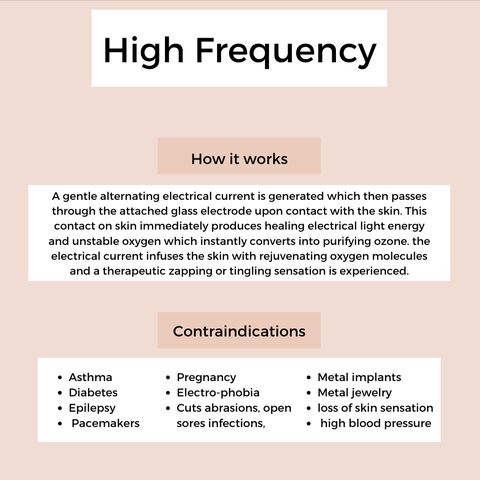 All About High-Frequency! Is it safe?!