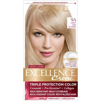 Excellence Triple Protection Permanent Hair Color