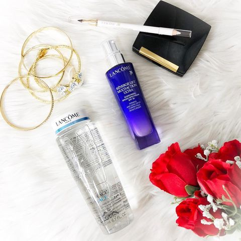 Happy day with Lancome • Le Li