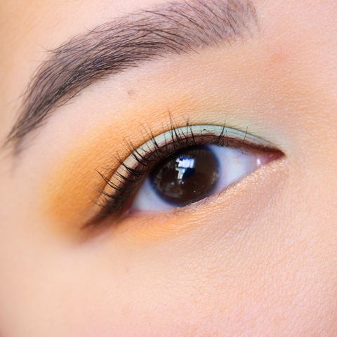 Sorbet Eyeshadow + Perky Natural Mascara Tips 😃