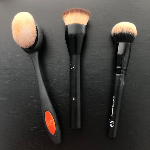 Top Foundation Brushes!