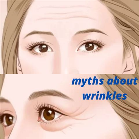4 myths about wrinkles you need to stop believing