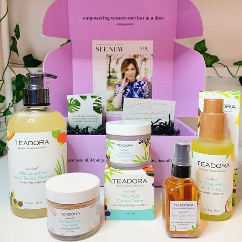 The Skincare Box: Clean Beauty Subscription!