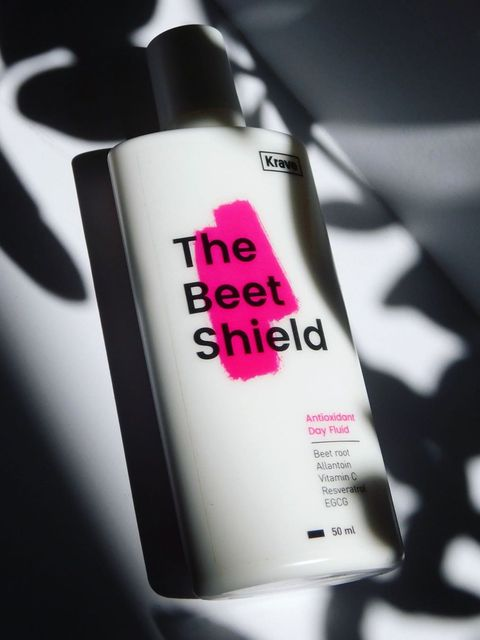 [THE BEET SHIELD] ☀️  This is