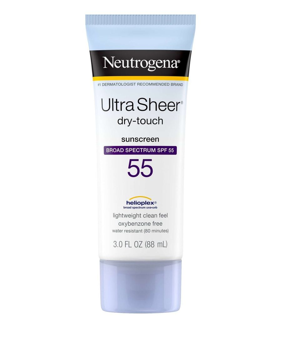 Ultra Sheer Dry Touch Sunscreen SPF 55