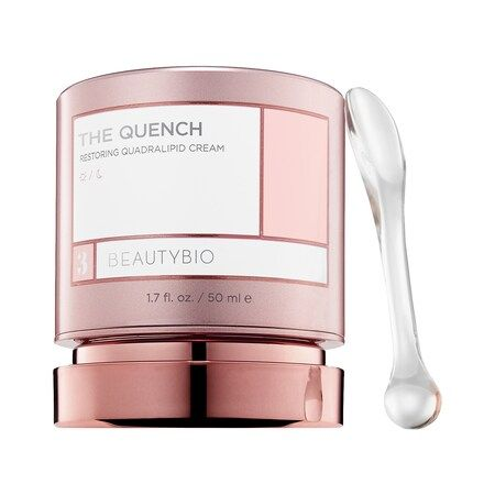 The Quench Quadralipid Rapid Recovery Facial Moisturizer