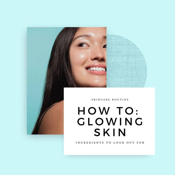 How to: GLOWING SKIN✨✨ | Cherie