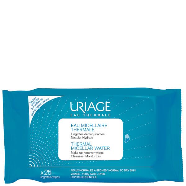 Wipes for Normal to Dry Skin, URIAGE, cherie