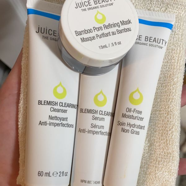 Juice Beauty Blemish Clearing Solutions   Cherie