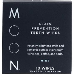 Stain Prevention Teeth Wipes Moon Cherie