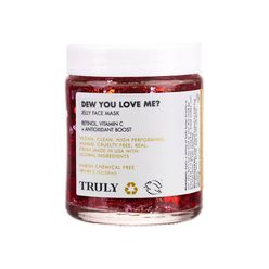 Dew You Love Me? Jelly Face Mask
