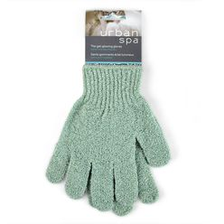 Exfoliating Gloves For Shower, Bath, Exfoliating and Cleansing Colors May Vary
