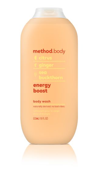 Energy Boost Body Wash