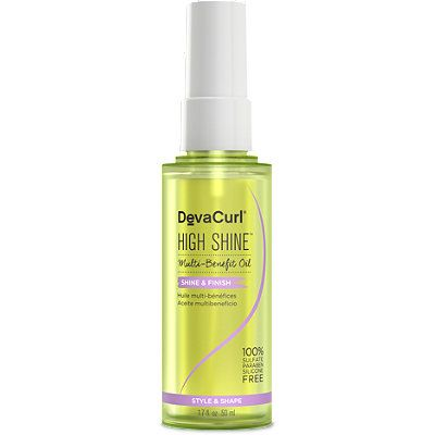 High Shine Multi-Benefit Oil, DevaCurl, cherie