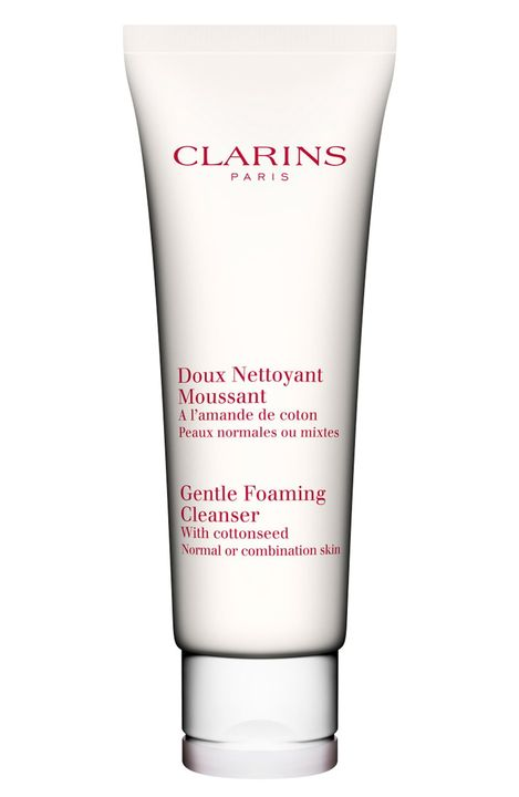 Gentle Foaming Cleanser with Cottonseed for Normal/Combination Skin Types