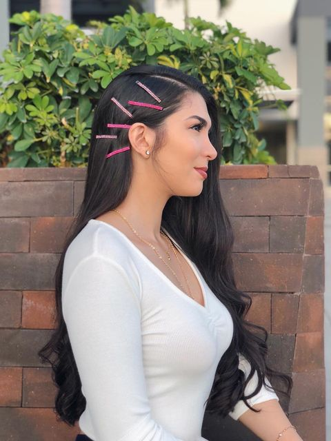 Trendy hair accessories for spring 🌸